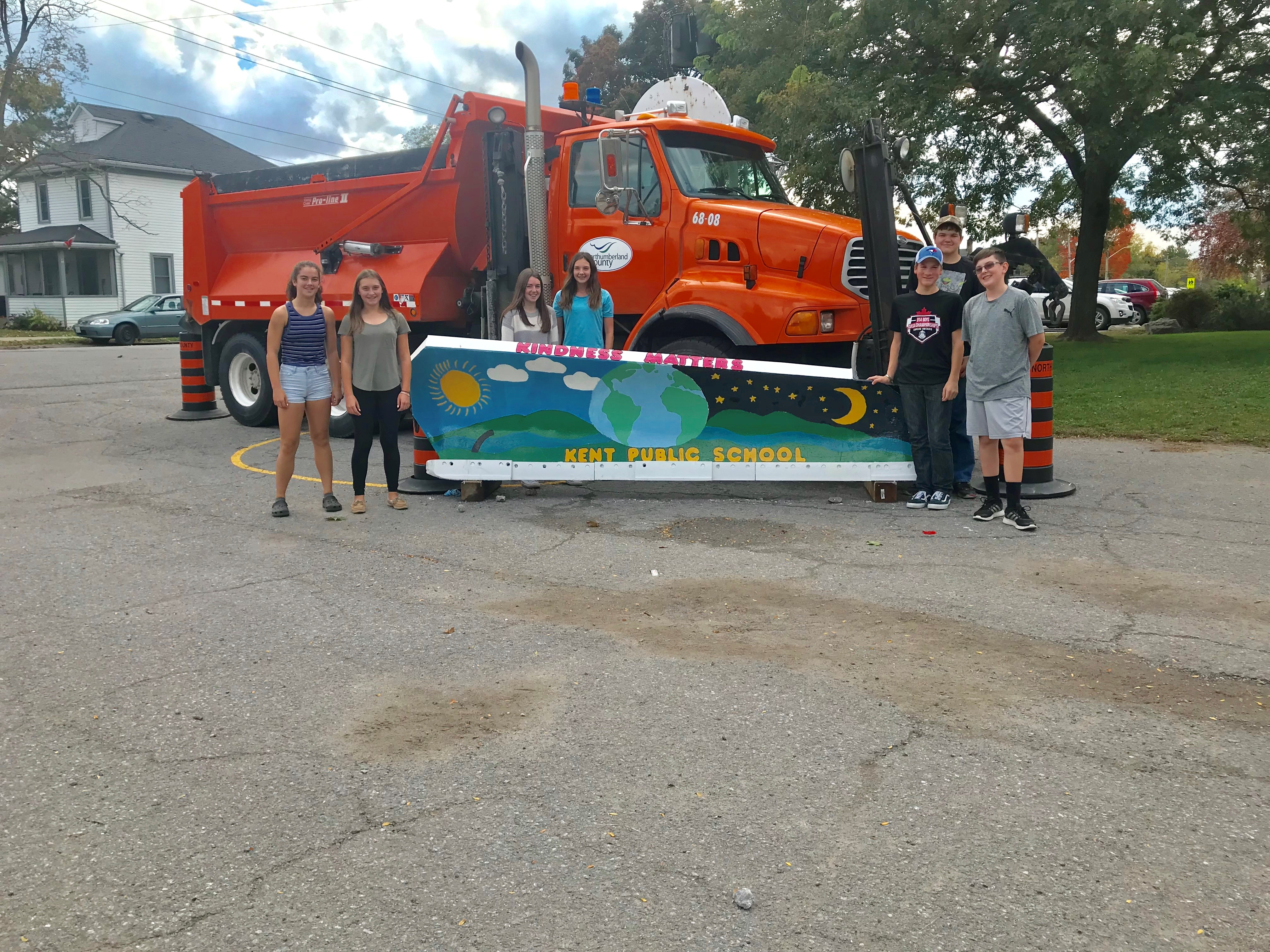 Paint the Plow winners