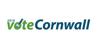Cornwall Vote logo