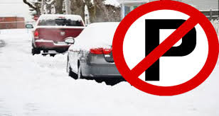 No Winter Parking Image
