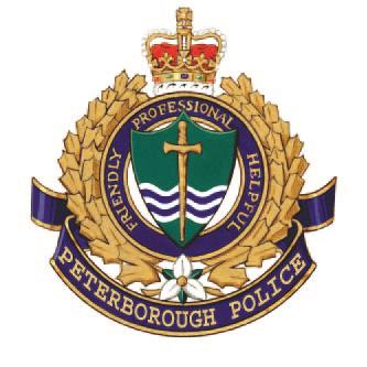 Peterborough Police Services Logo